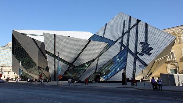 Frank Gehry: Arquitetura Desconstrutivista