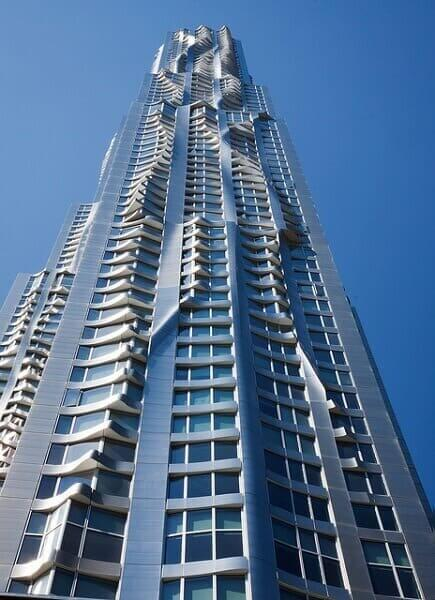 Frank Gehry: Breekman Tower