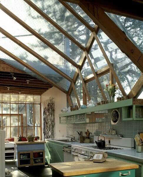 Frank Gehry: Casa Gehry (Cozinha)