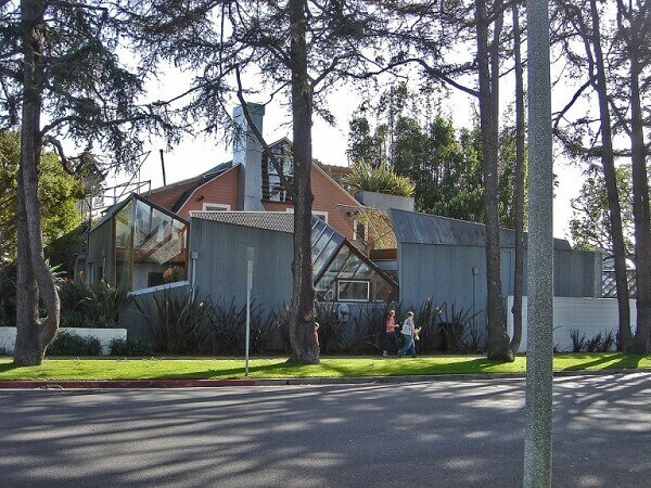 Frank Gehry: Casa Gehry (Esquina)