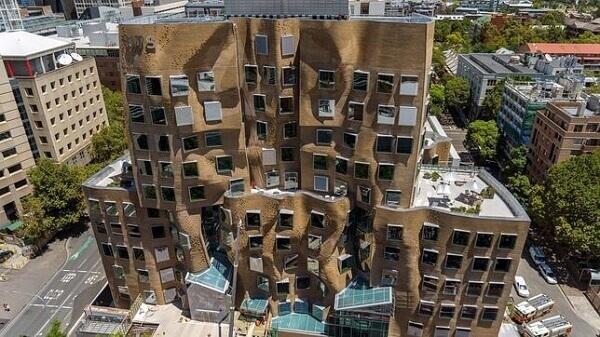 Frank Gehry: Edifício Dr Chau Chak Wing