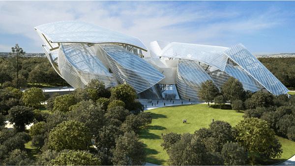 Frank Gehry: Fundação Louis Vuitton
