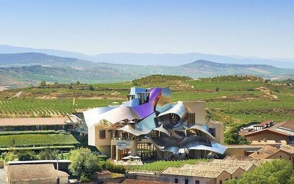 Frank Gehry: Hotel Marqués de Riscal
