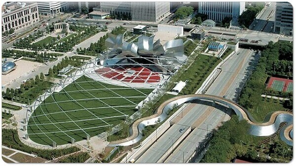 Frank Gehry: Jay Pritzer Pavilion