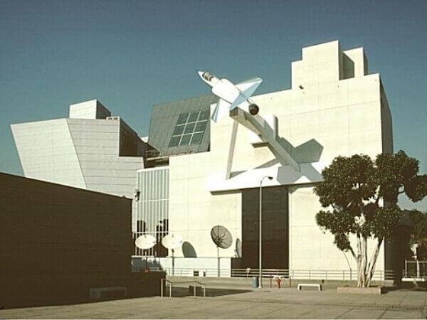 Frank Gehry: Museu Aeroespacial da Califórnia