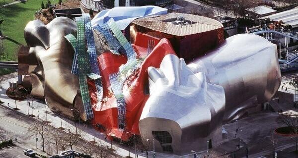 Frank Gehry: Museu da Cultura Pop