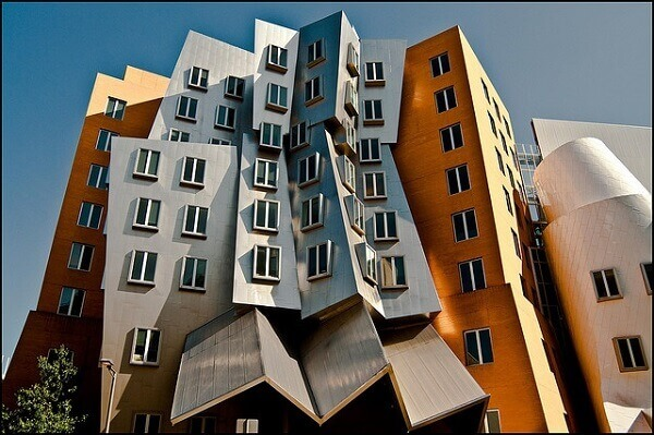 Frank Gehry: Stata Center