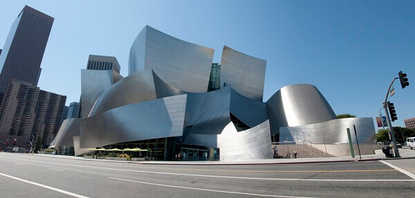 Frank Gehry: Walt Disney Concert Hall