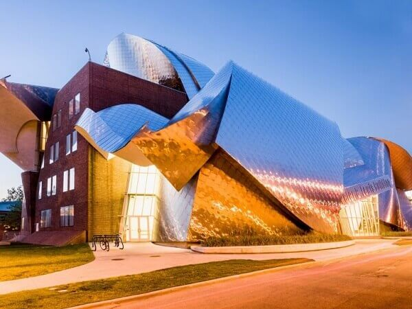 Frank Gehry: Weatherhead School of Management
