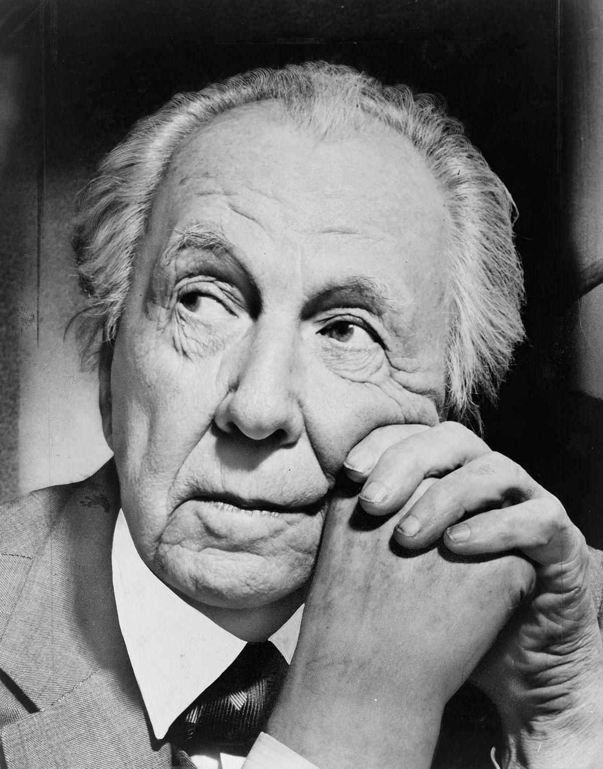 Melhores arquitetos do mundo: Frank Lloyd Wright