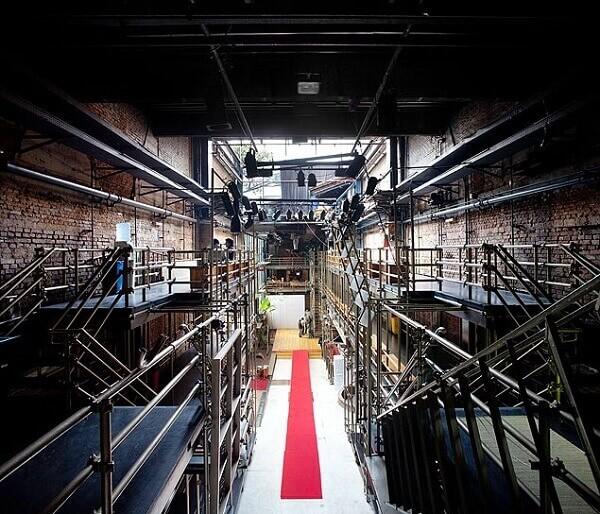 Lina Bo Bardi: Teatro Oficina