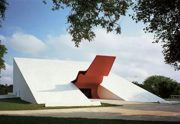 Oscar Niemeyer: Auditório Parque Ibirapuera