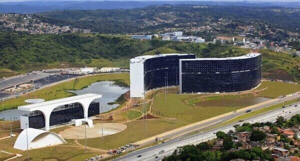 Oscar Niemeyer: Centro Administrativo de Minas Gerais