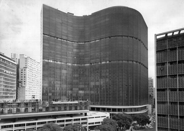 Oscar Niemeyer: Edifício Copan