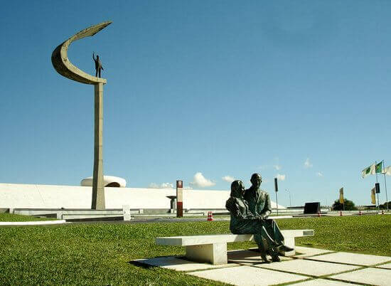 Oscar Niemeyer: Memorial JK