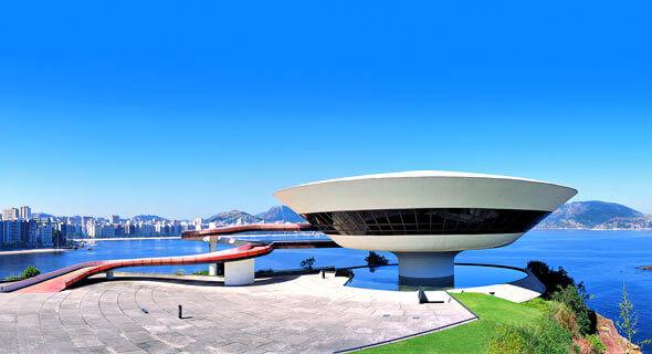 Oscar Niemeyer: Museu de Arte Contemporânea