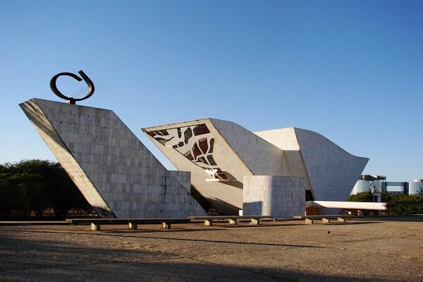 Oscar Niemeyer: Panteão da Liberdade