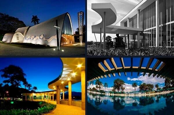 Oscar Niemeyer: conjunto pampulha