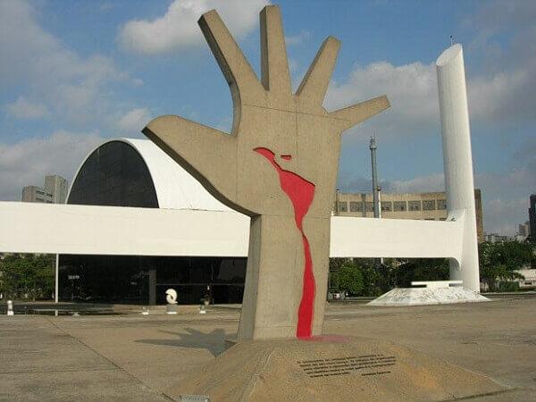 Oscar Niemeyer: Memorial da América Latina