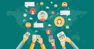 Diferentes formas de Geradores de Público