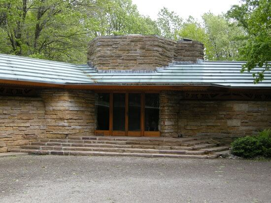 Obras de Frank Lloyd Wright: Kentuck Knob