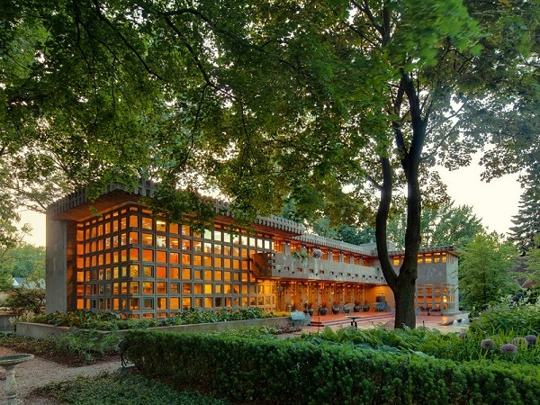 Obras de Frank Lloyd Wright: Turkel House