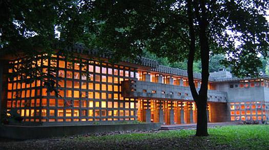 Obras de Frank Lloyd Wright: Turkel House