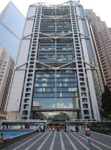 Norman Foster: HSBC Hong Kong