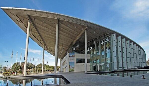 Norman Foster: Palácio de Congressos