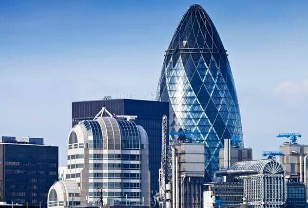 Norman Foster: Pepino 30st Mary Axe