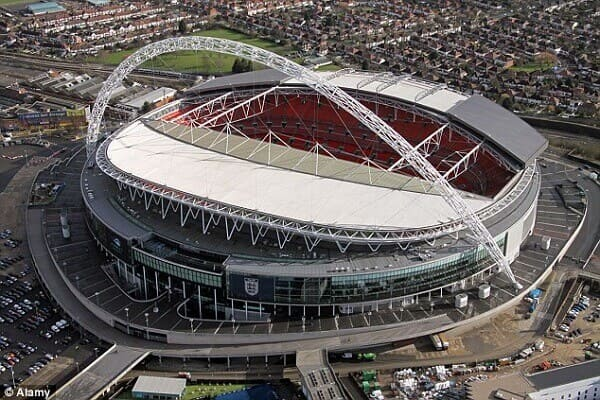 Norman Foster: Wembley