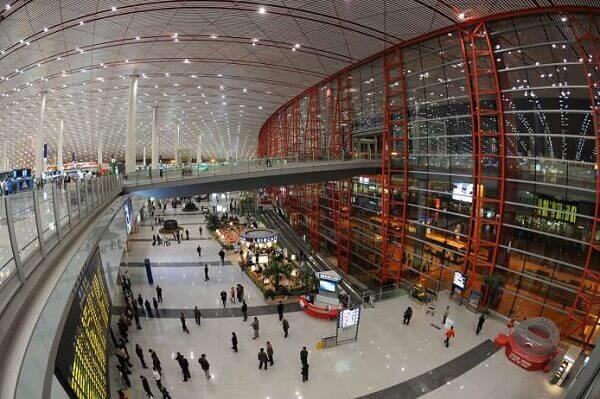 Norman Foster: Aeroporto Internacional de Pequim