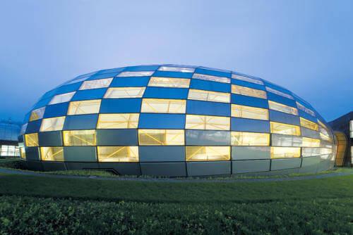 Norman Foster: Biblioteca da Universidade de Berlim