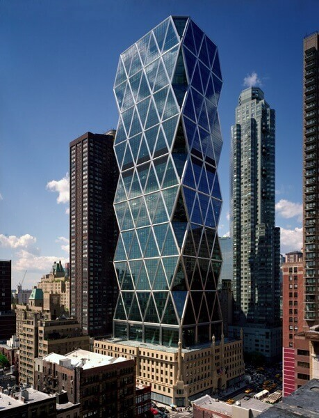 Norman Foster: Torre Hearst