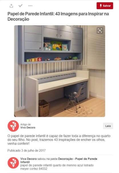 Pinterest: como usar ideias de decoração