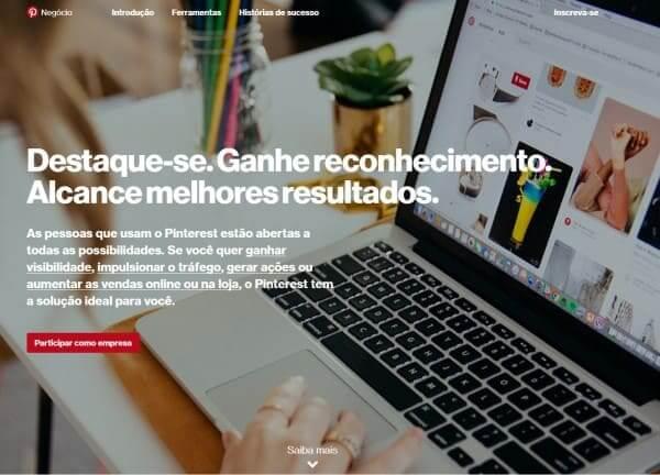 Pinterest: como usar pinterest para negócio
