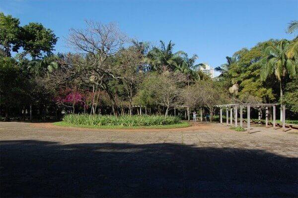 Roberto Burle Marx: Ibirapuera - Praça Burle Marx