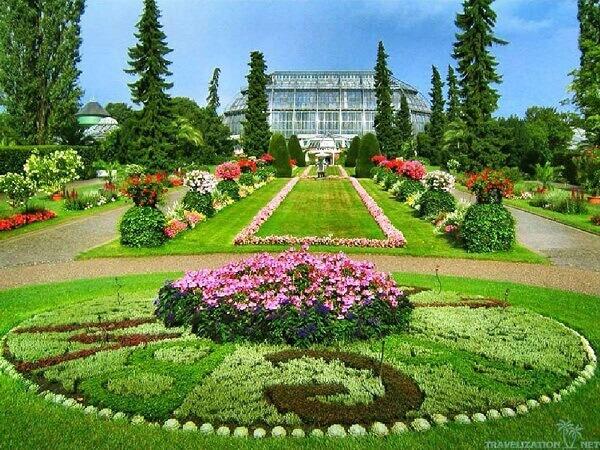 Roberto Burle Marx: Jardim Botânico Alemanha
