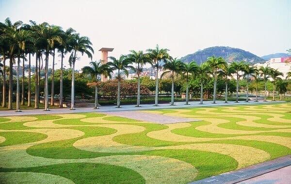 Roberto Burle Marx: Museu de Arte Moderna