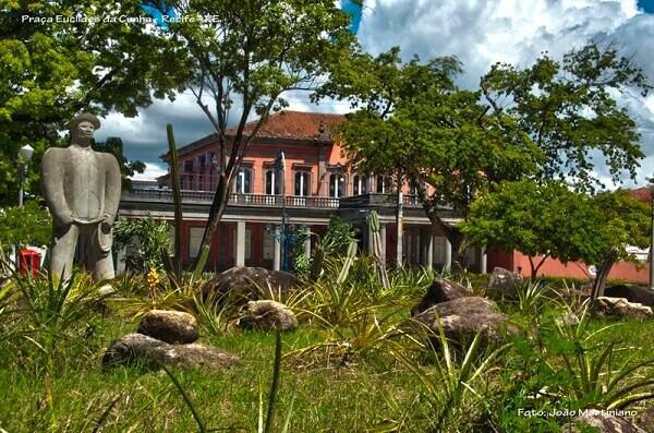 Roberto Burle Marx: Praça Euclides da Cunha