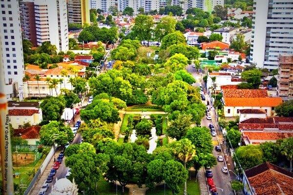 Roberto Burle Marx: Praça Bairro do Forte