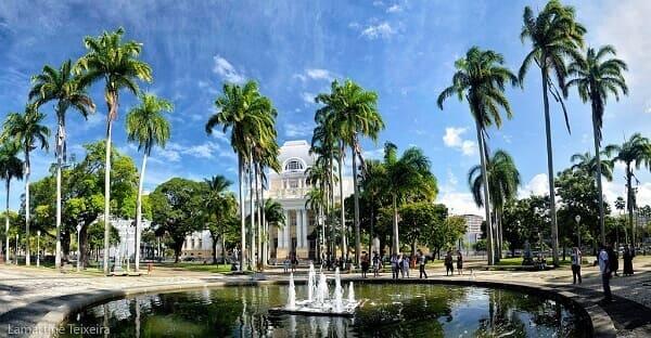 Roberto Burle Marx: Praça da Republica