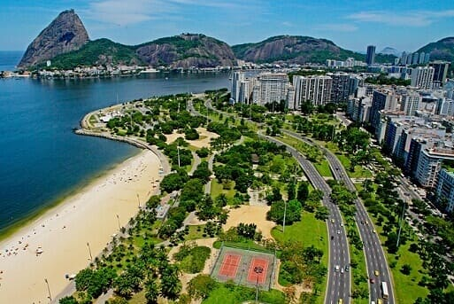 Roberto Burle Marx: aterro do Flamengo