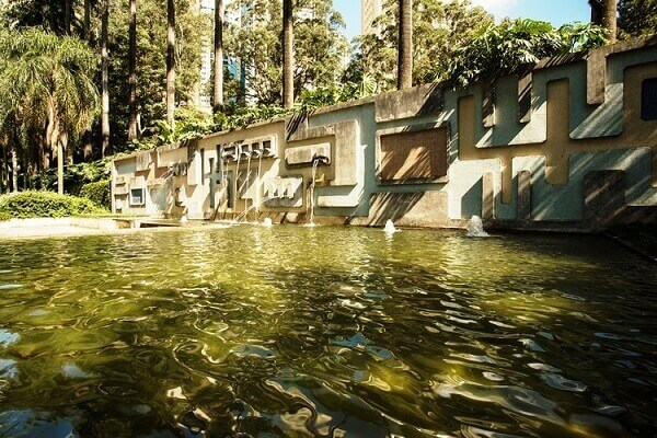 Roberto Burle Marx: Jardim Burle Marx (fontes)