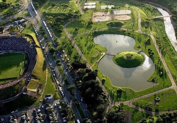Roberto Burle Marx: Parque Ipanema