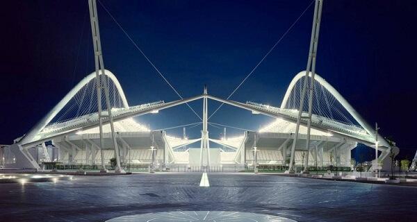Santiago Calatrava: Atenas