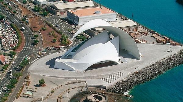 Santiago Calatrava: Auditório Tenerife