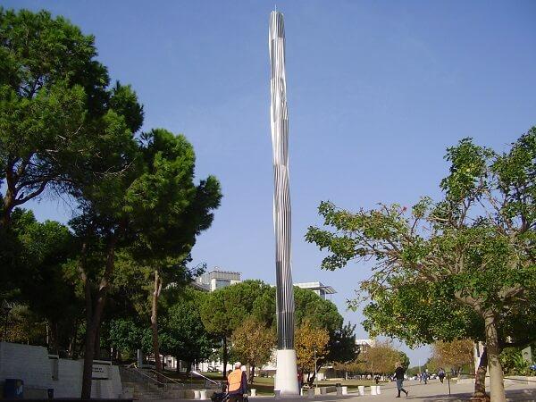 Santiago Calatrava: Obelisco Haifa