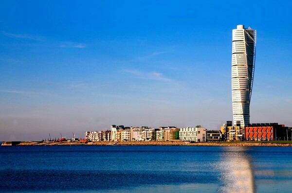 Santiago Calatrava: Turning Torso