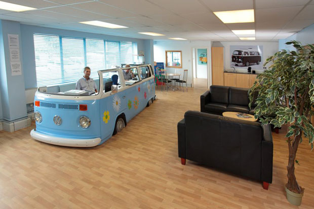 Como montar um escritório de arquitetura: tenha um escritório aconchegante